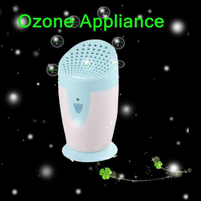 Freies Verschiffen 4AA Batteriebetriebene Tragbare Ozon generator ...