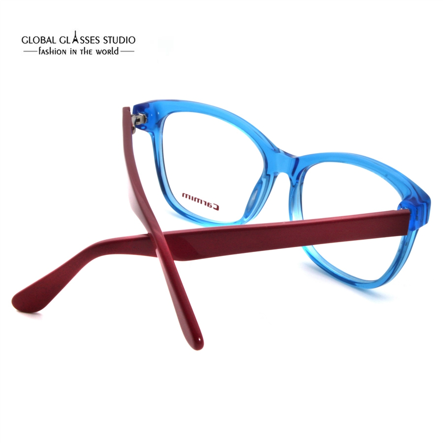 Aliexpress.com : Buy New Crystal Blue Dark Red Cute Men/Women ...