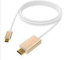 Тип-c для кабель HDMI, HD Мобильный телефон для ТВ проектор компьютерный монитор кабель 14L