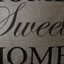 Poszewka na poduszkę Home Sweet Home