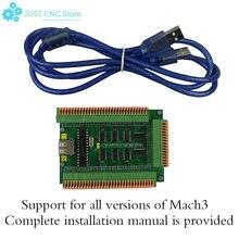 Mach3 usb escondeu a placa de corrente prolongada de controle manual não instale as versões do parafuso tensão analógica 0-5v à quantidade digital 1-2