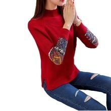 Здесь можно купить  2017 Autumn And Winter Hair Loose Cloth Turtleneck Sweater Knit Turtleneck All-Match Fashion shirt Sweaters