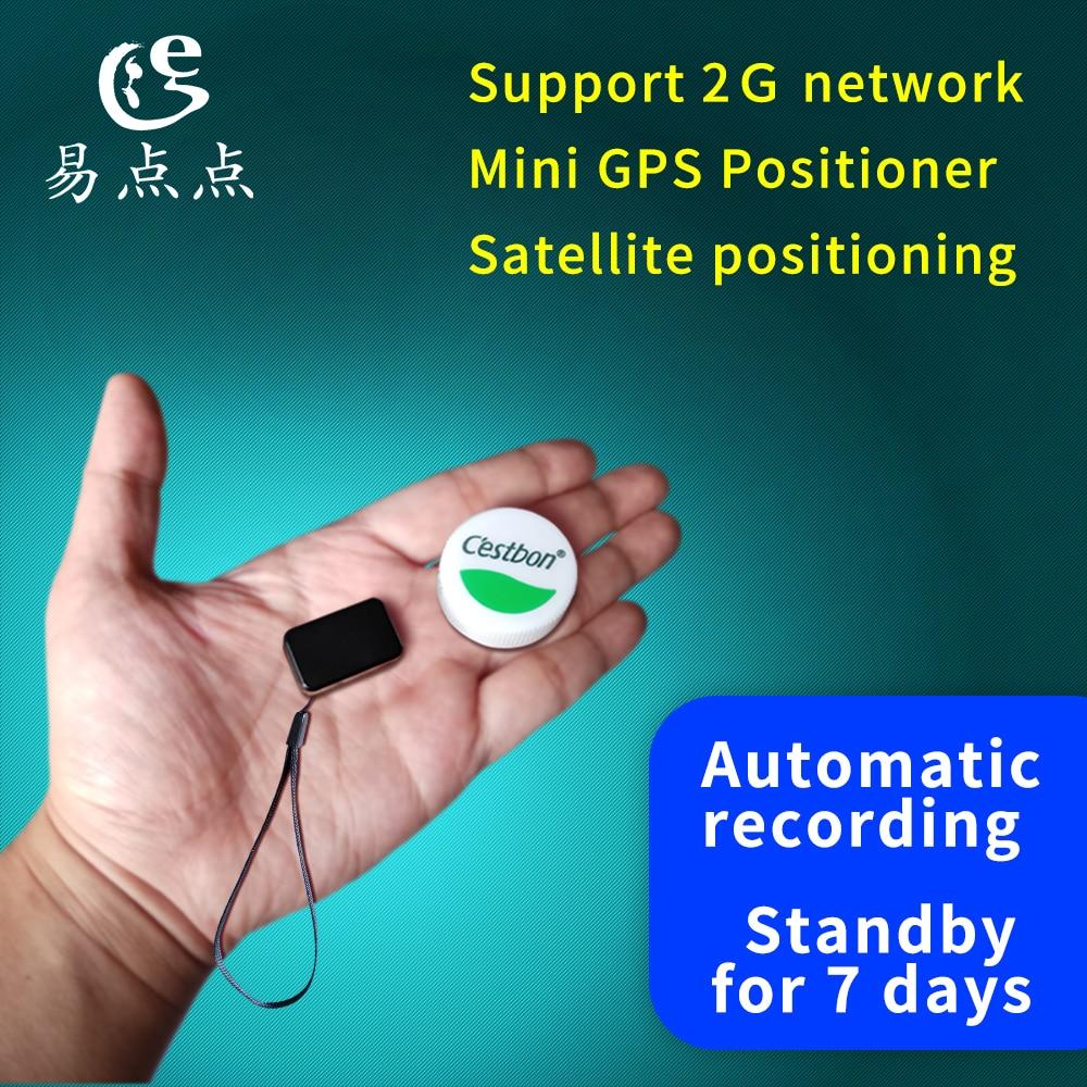 E QD10 mini GPS tracker precise positioning pet loss prevention car anti-theft hidden locator