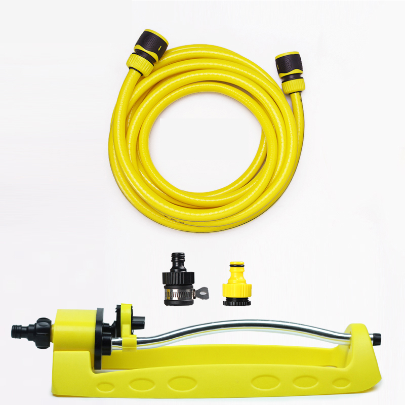 Garden Sprinkler Automatic Rotation Agricultural Lawn