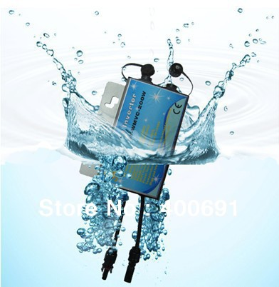 WATERPROOF IP 65!!! Grid Tie 300W Micro Inverter with MPPT Function, communication function, 22-45VDC 190-260VAC grid inverter