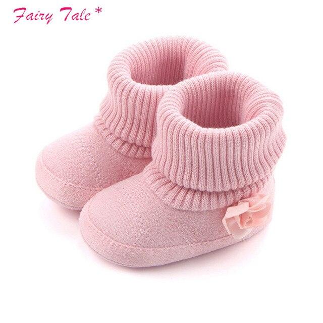 05b914bd84533 Bébé fille chaussures automne hiver berceau landau Bebe premiers marcheurs enfants  nouveau-né infantile bambin