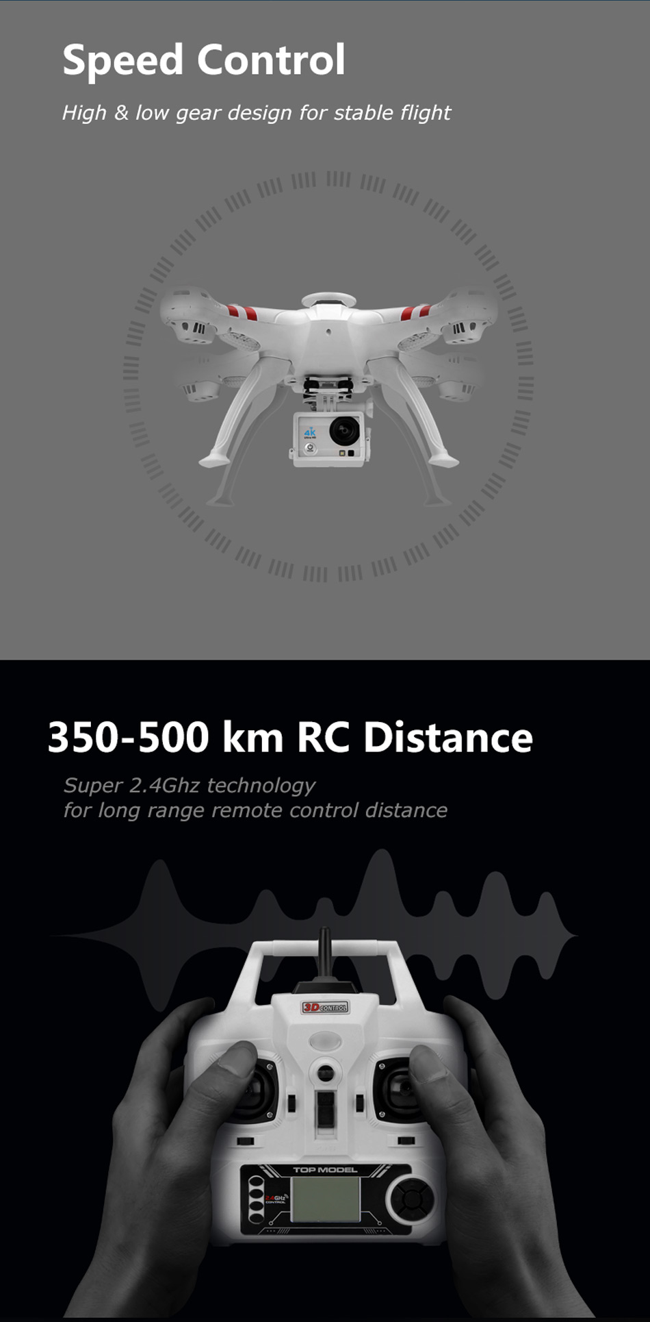 X16 rc drones with camera hd dron GPS height 500 meters fly distance Fpv quadcopter rc helicopter Brushless Motor 4K 1600W Toys 11