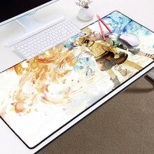 Portgas D Ace and Marco Large Desk Mousepad