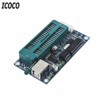 1set Programmer PIC USB Automatic Programming Develop Microcontroller Programmer K150 ICSP Hotest
