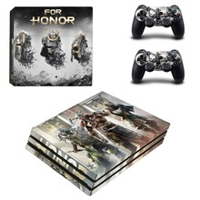 Game for Honor PS4 Pro Skin Sticker Vinyl Decal