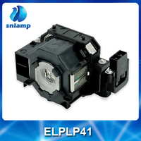 China supplier lamp compatible projector bulb ELPLP41 V13H010L41 for EMP-260 EMP-77C EMP-S5 EMP-X52 EMP-X6