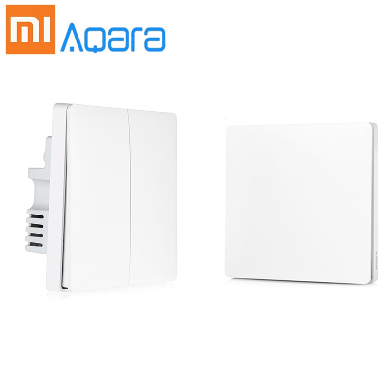 Xiaomi Aqara Smart Wall Switch Light Control Fire Wire and