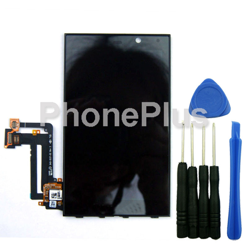 LCD Display Screen+Touch Screen Panel Digitizer Assembly Repiar Part Replacement For BlackBerry Z10