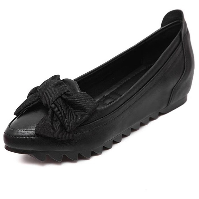 Souple 4 11 De 9 Microfibre 10 Printemps 41 13 Feiyitu 35 6 5 Appartements Femme Taille Dame En Mode Chaussures Cuir 12 1 15 2 8 Automne 3 14 16 7 Nouvellement FSzHxx6wq