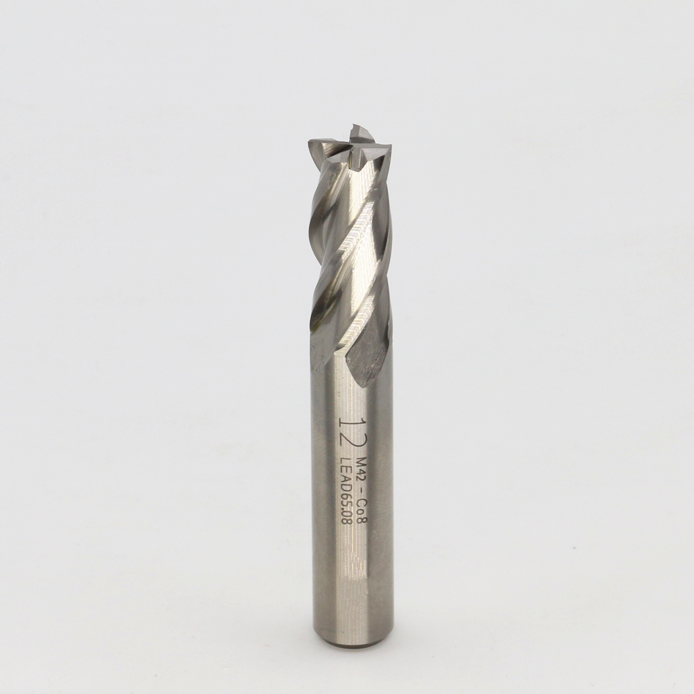 New 4Flute die 12mm Superhard cutters Cobalt cemented carbide End mill M42-Co8 CNC tool milling cutter 4F12*12*30*80  цены