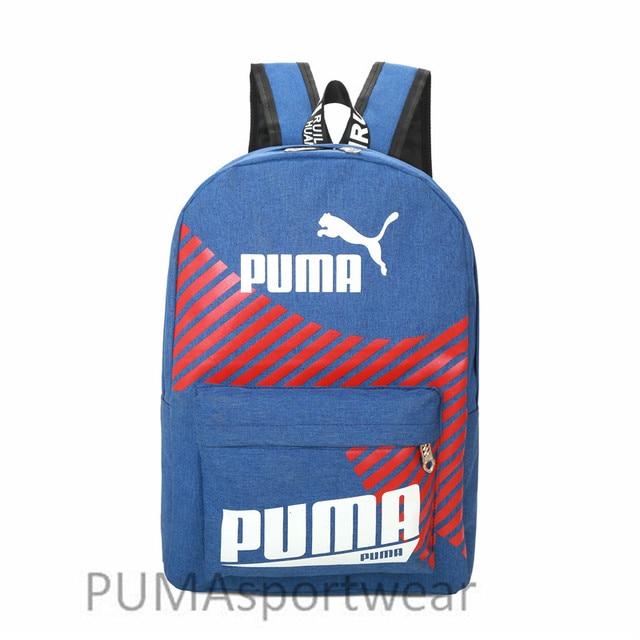 2250d49e0 mochila PUMA originales grandes nueva 2018 mochilas Unisex llegada zxwZXq1