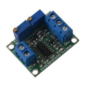 Image 3 - Transmisor de señal de voltaje a corriente 0 3,3/5/10/15 V a 4 20mA módulo