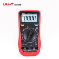 UNI T UT890D Digital Multimeter True RMS AC/DC Voltage Current Resistance Testers Free Shipping