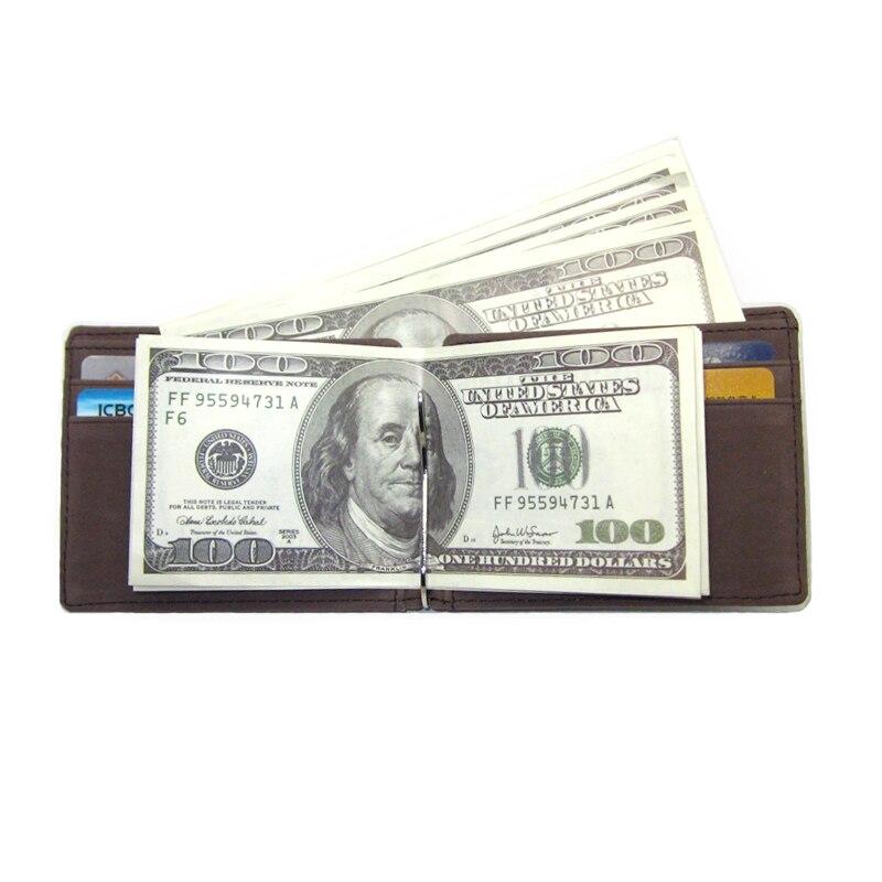 Нови южна корея пари пари мъжки - Портмонета - Снимка 2