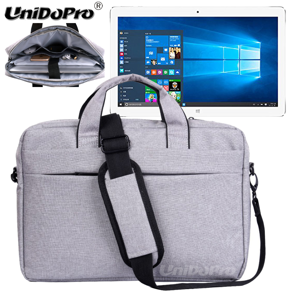 UNIDOPRO Waterproof Messenger Shoulder Bag Case for Teclast Tbook 12 S, X5 Pro, Tbook 12 Pro 12inch Tablet PC Sleeve Cover hair company крем краска светло каштановый интенсивно красный 5 66 hair company inimitable color and blond lb12038 100 мл
