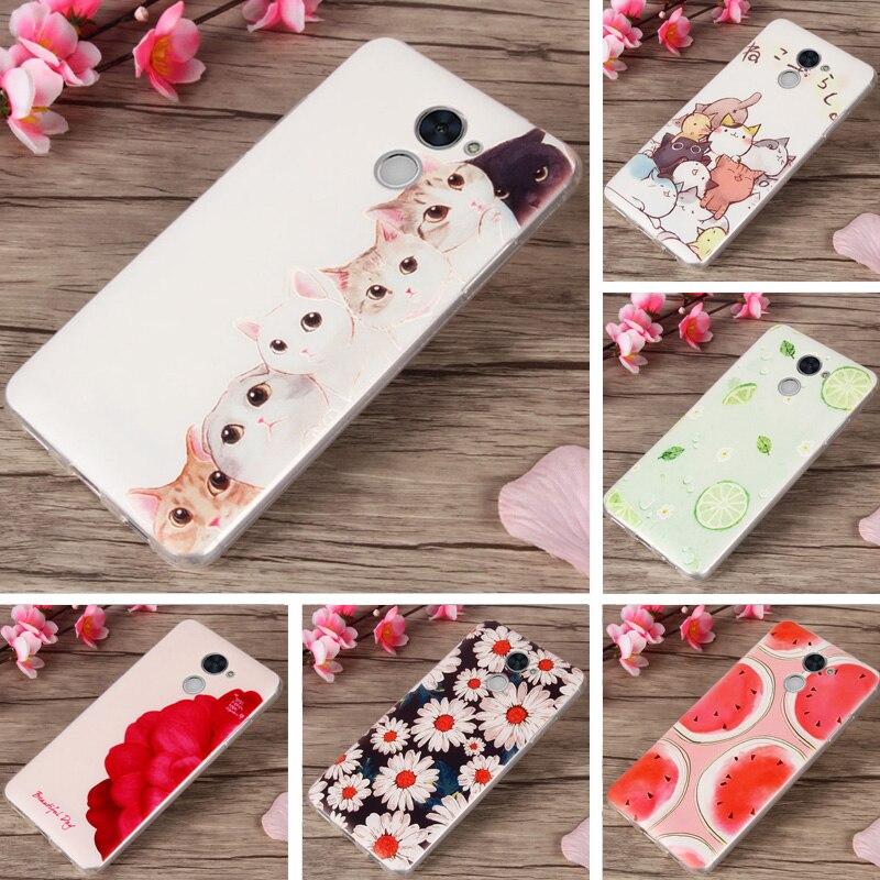 coque huawei y7 2017 silicone cute