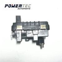 G048 gta2052v 752610 터보 전자식 액추에이터 터보 차저 G-48 752610-5025 s for ford transit vi 2.4 tdci 103 kw 140 hp puma-