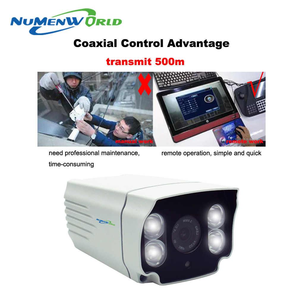 Лучшая уличная ahd-камера XVI5MP/AHD 4.0MP HD CCTV камера безопасности светодиодные лампы белого цвета полный цвет в ночное видение аналоговая видеокамера