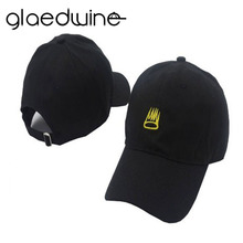 Glaedwine New Born Sinner Crown Baseball Cap Curved Bill Dad Hat 100% Cotton Cole World J snapback casqutte Brand hat for Men