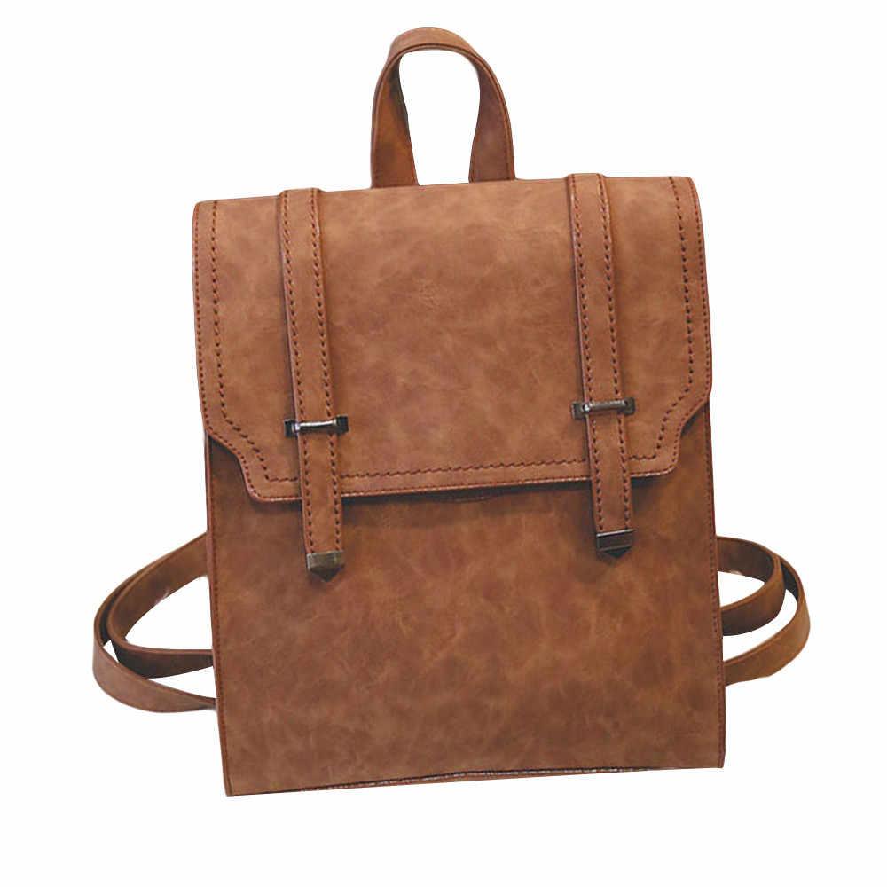 Женский рюкзак на плечо Классические мини-рюкзаки для девочек школьные рюкзаки для путешествий рюкзак из искусственной кожи ранец Rugzak 16,2 #24