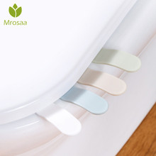 Lifter Toilet-Seat-Cover Bathroom for Hygienic Avoid Convenient Touching