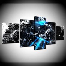 Hd Prints Canvas Wall Art Living Room Home Pictures 5 Pieces Dead Space 3 Wallpaper Paintings Posters Framework With Free Shipping Worldwide Weposters Com