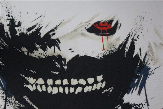 Tokyo Ghoul printed Short-Sleeve T-shirt