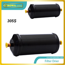 EM-305 Filter Dryer adsorb system contaminants, such as water, which can create acids, and two, to provide physical filtration