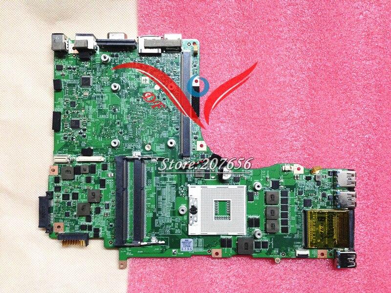 ORIGINAL For MSI GT70 MEDION ERAZER X781X motherboard MS-1762 MS-17621 VER:1.0 VER 2.1 MAINBOARD ON SALE