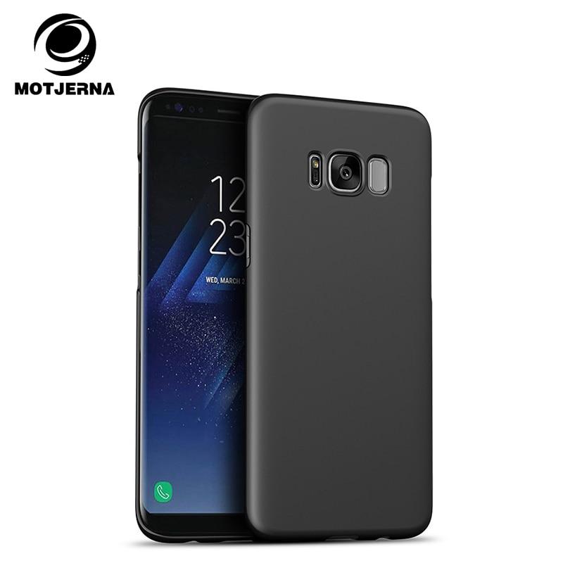 Motjerna Matte Hard <font><b>Phone</b></font> Case For <font><b>Samsung</b></font> Galaxy J5 A3 A5 A7 2016 Note 8 S8 Plus <font><b>S7</b></font> S6 Edge Cover For <font><b>Samsung</b></font> Galaxy S8 Coque
