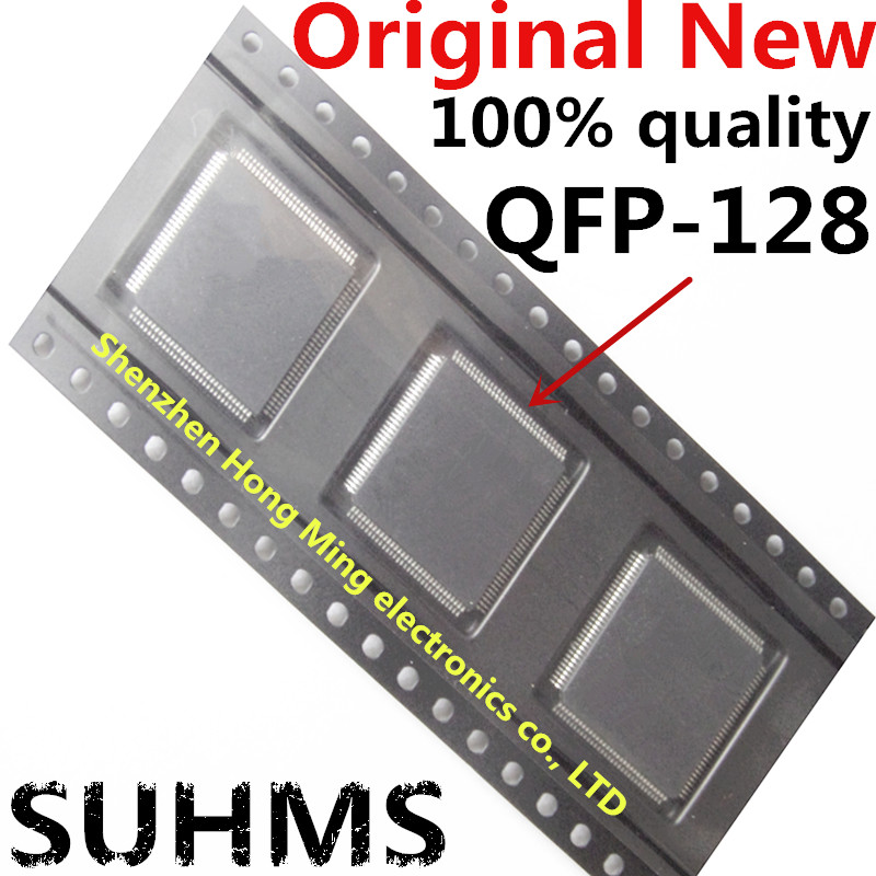 (5-10piece)100% New MEC1404-NU MEC1404 NU QFP-128 Chipset