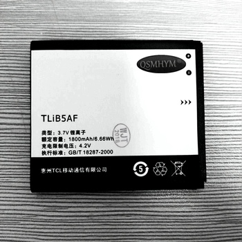 Original TLiB5AF 1800mAh 3.7V Battery For Alcatel One Touch 997D OT-997 OT997 5035 CellPhone New With Tracking Number image