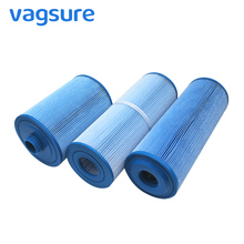 Vagsure Multi-Specification Blue ABS&Polyester Swimming Pool Filter Strainer Pump Replacement High Temperature Resistance
