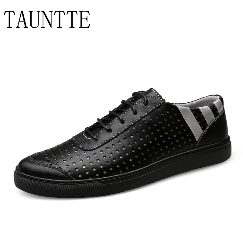 Men Shoes Genuine Leather Sneakers Fashion Casual Shoes Anti-odor fashion men boat shoes genuine leather casual shoes breathable male anti odor casual shoes