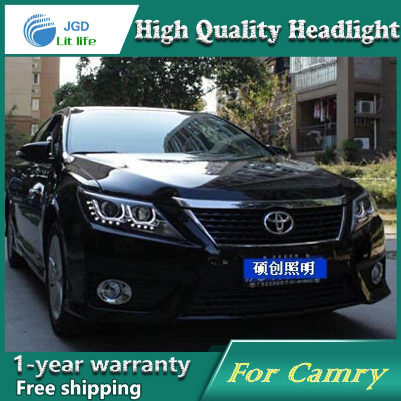 visokokvalitetni dizajn automobila za Toyota Camry 2012-2013 farovi - Svjetla automobila - Foto 5