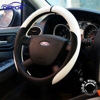 New Sport Four Seasons Car Steering Wheel Cover Boutique Car Auto Steering Wheel Diameter 38 Cm