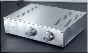 BZ3008 Full Aluminum Enclosure/preamp case/Power amp box /amplifier chassis