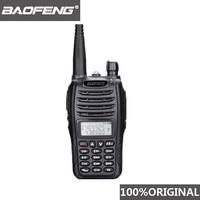 מכשיר הקשר 100% מקורי Baofeng UV-B6 מכשיר הקשר Communicator Dual Band VHF UHF Ham Radio כף יד HF משדר 2 Way מידלנד (1)