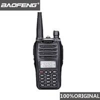 dual band vhf uhf 100% מקורי Baofeng UV-B6 מכשיר הקשר Communicator Dual Band VHF UHF Ham Radio כף יד HF משדר 2 Way מידלנד (1)
