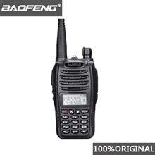 Baofeng UV-B6 рация коммуникатор двухдиапазонный VHF B6 радиоприемник HF трансивер 2 способ радио Midland B5 Модернизированный