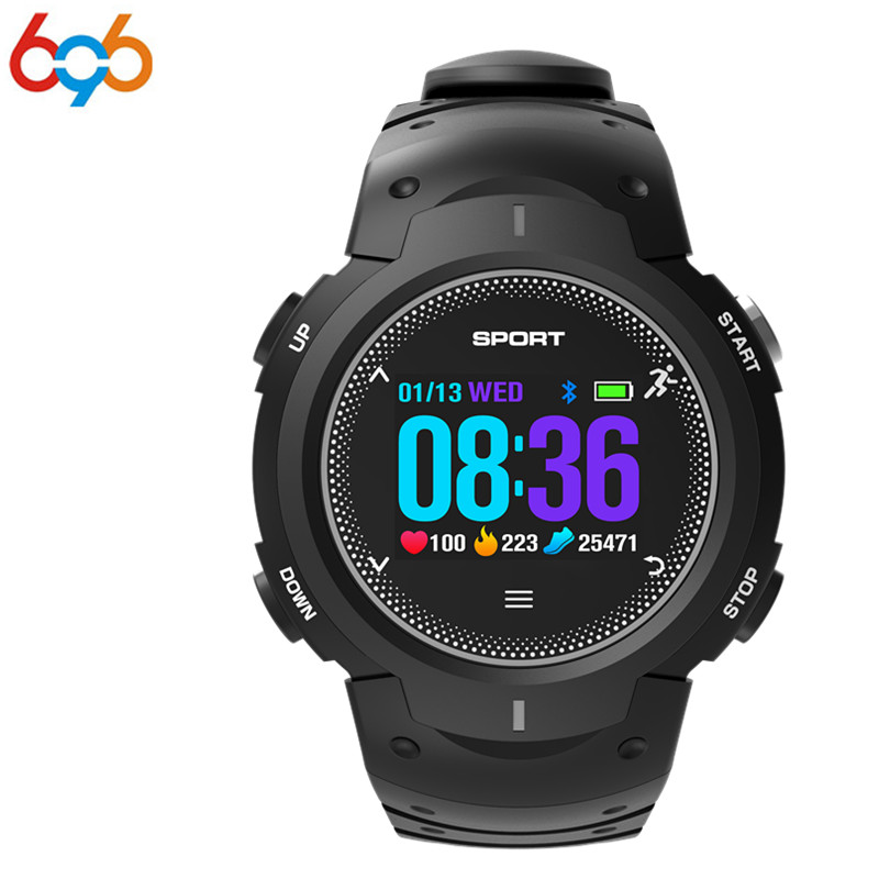 696 Kids Watch GPS IP68 Waterproof Sport Smart Band Cycling Swimming Pedometer Anti pressure Shockproof Heart Rate Monitoring|Smart Watches| |  - title=