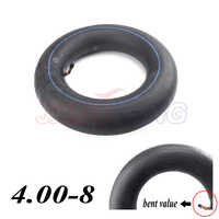 4.00-8 Tyre Inner Tube For Wheelbarrows Sack Trucks Trolleys 4.00/4.80-8 (4.80 / 4.00 - 8 ) BENT VALVE