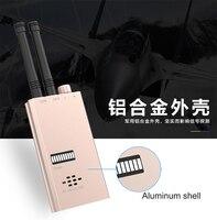 CC311 Беспроводной сканер сигнала GSM искатель устройств Радиочастотный детектор Micro волны обнаружения датчик безопасности сигнализации Анти