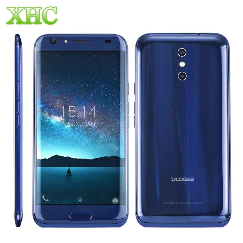 DOOGEE BL5000 4g LTE Mobile Téléphone 5.5 ''RAM 4 gb ROM 64 gb 8MP + 13MP 1920x1080 pixel Octa base Android 7.0 OTG Double SIM Smartphone