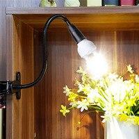 2018 E27 клип лампы завод держатель огни животных, отопление лампа с 38 см шланг ЕС Plug высокое качество для использования света держатель 2018